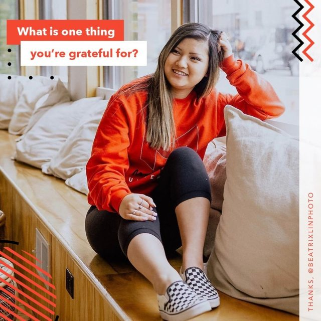 """""""Not only did our school year change, the world did too,"""" says Maryville student Beatrix L. """"It is so important to take a minute and realize the little things we may be taking for granted.""""   For #WorldStudentDay, let's hear one thing you're grateful for at this point in your education.   Photo by: @emilyjohnsonstl   #maryvilleonline #maryvilleuniversity #maryvilleu #silverlining #silverlinings #gratitude #grateful #gratefulness #gratitude #gratitudeattitude #gratitudedaily #gratitudechallenge #studentlife #collegestudent #collegestudents #motivation #positivity #positivemindset #staymotivated"""