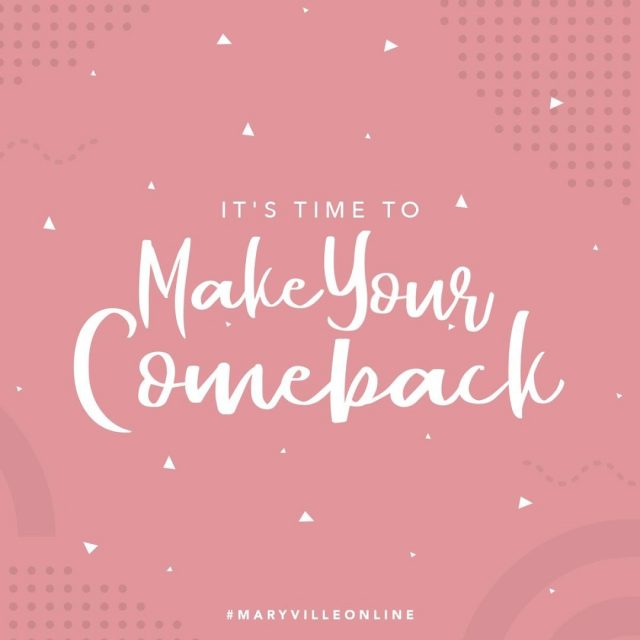 ✨ A lot of jobs were impacted in 2020, and while we can't change that, we can help get you inspired for your comeback starting today.   What was your biggest career struggle in 2020? Tell us, and we'll give you a New Year's Resolution to help you out.   #maryvilleuniversity #maryvilleu #motivation #positivity #positivemindset #staymotivated #gethired #careercoaching #careerstrategist #careeradvice #careertips #resumes #apoisedprofessional #loveyourjob #careercamp #careergoals #dreamjob #careercoach #careerdevelopment #consciouscareers #layoff #furlough #laidoff #gethired #trustyourself #pathtopurpose #pursueyourpurpose #purposedrivenlife