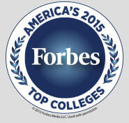America's Top Colleges 2015