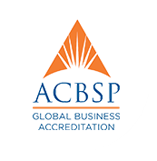 ACBSP Accreditated
