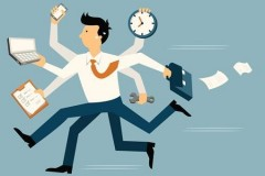 How Do You Make Time for an MBA?
