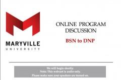 BSN to DNP Program Webcast