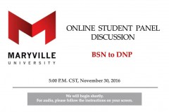 BSN to DNP Information Session with Dr. Mariea Snell
