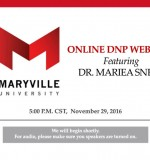 DNP & DNP-NP Program Webcast