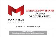DNP & DNP-NP Program Webcast