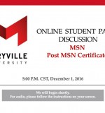 MSN & Post-Master's NP Certs Information Session with Karen Lesyna